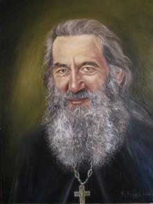 портрет священослужителя
